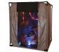 Tienda oscura para experimentación de la luz