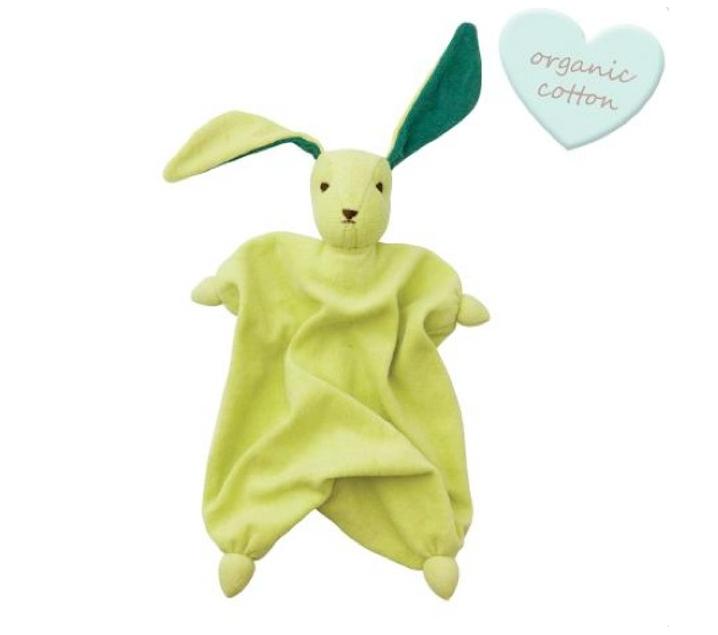 Doudou conejo orgánico