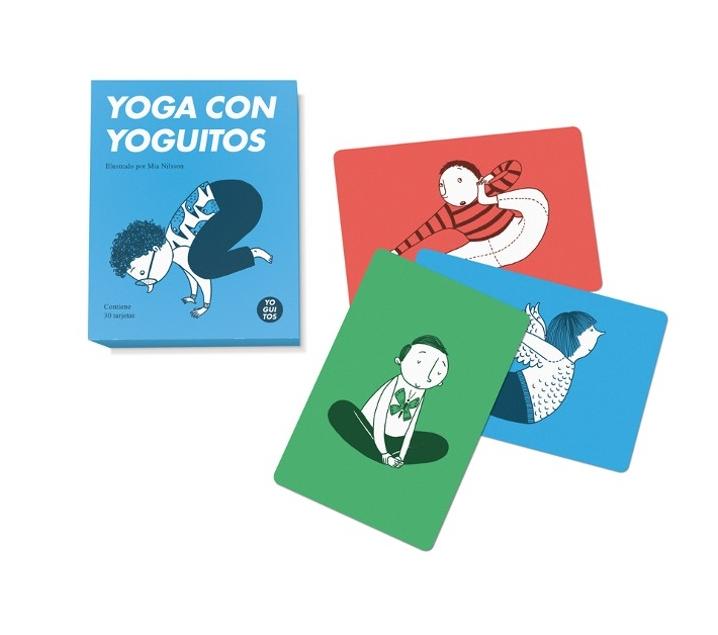 Juego de Yoga Yoguitos