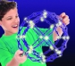 Esfera Hoberman fluorescente 12cm.