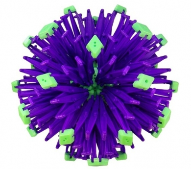 Esfera Hoberman fluorescente 24cm.