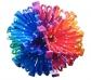 Mega esfera Homberman colors