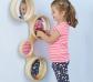 Conjunto de 5 espejos de seguridad