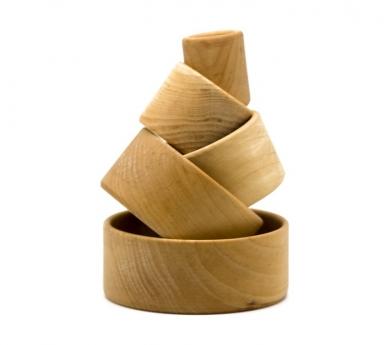 Bols de fusta