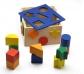 Caixa de formes i colors per encaixar