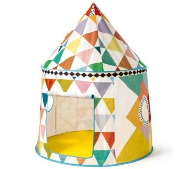 Cabana de joc circular colours