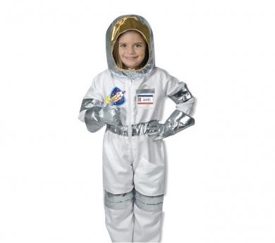 Disfressa d'astronauta
