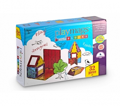 Playmags 32 piezas variadas