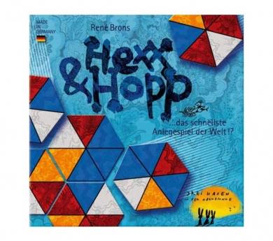Hexx & Hopp juego de atención