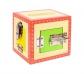 Caja de cerraduras Montessori