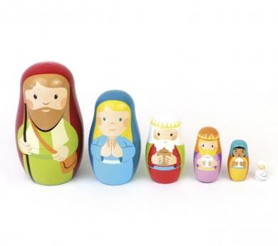 Figures de Betlem Matrioska
