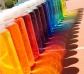 4 ampolles de colorant alimentari
