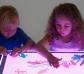 Mesa de luz LEDS 20 colores