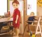Cocina para casa de muñecas Djeco