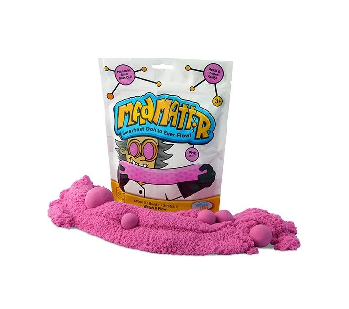 Sorra mágica kinetic sand rosa
