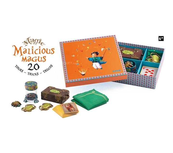 20 trucos de mágia Djeco