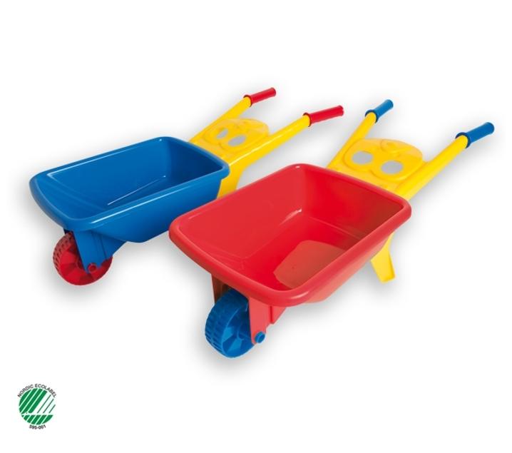 Carretó d'1 roda per nens i nenes