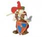 Reis, regnes i cavallers articulats de joguina