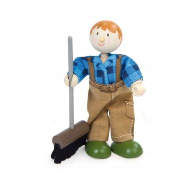 Mozo d'esquàdra articulat de joguina
