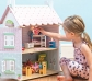 Casita de muñecas amueblada Cottage