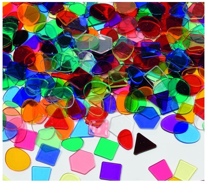 Mosaicos translúcidos