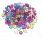 Cercles amb purpurina
