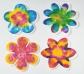 80 Flores de papel difusor