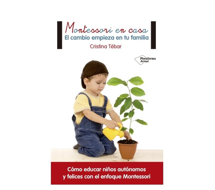 Llibre Montessori en casa