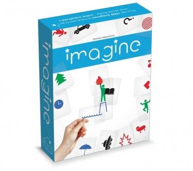 Imagine, el juego de la creatividad