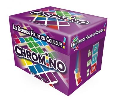 Chromino, la revolución al juego clásico del dominó