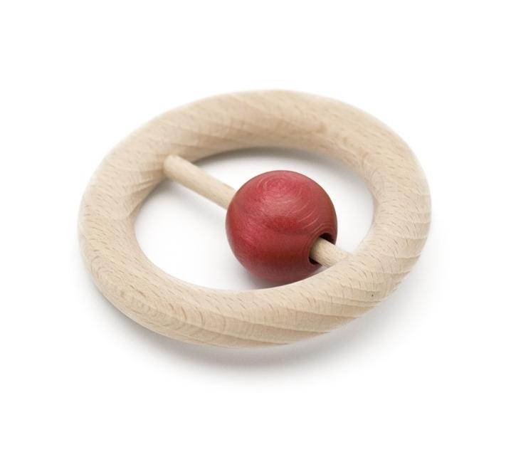 Sonall de fusta amb boleta