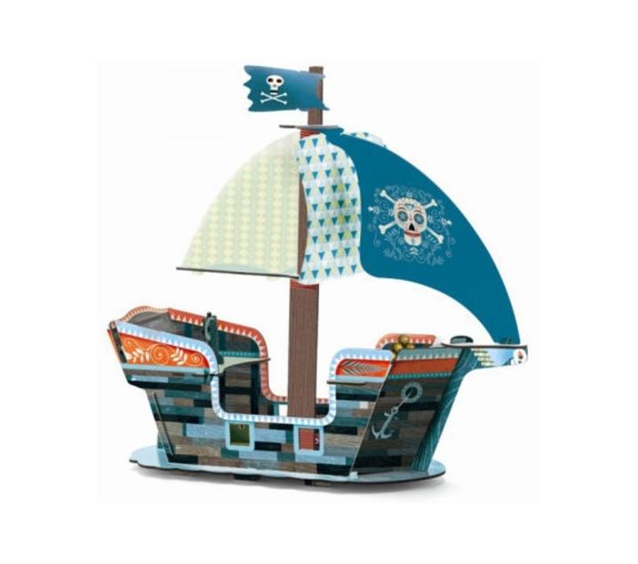 Barco pirata pop to play