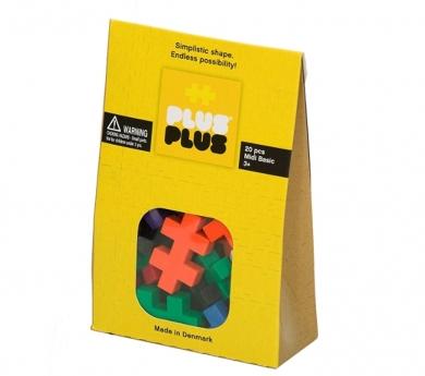 Plus Plus midi basic 20 piezas