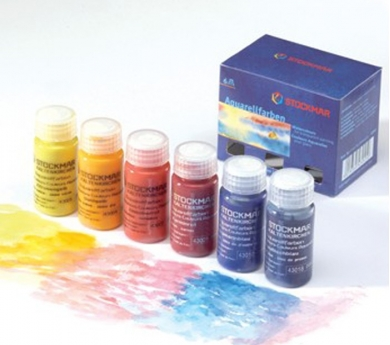 Aquarel·les Stockmar Assortiment Bàsic