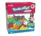 Tinkertoy plàstic bàsic 100 peces