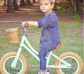 Bicicleta sense pedals vintage