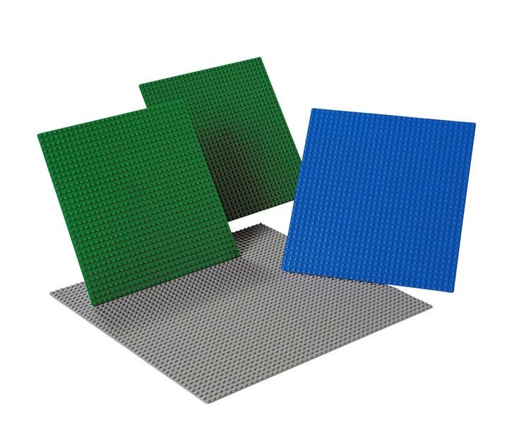 Bases para construcciones con piezas LEGO®