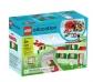 Finestres, portes i peces de teulat LEGO®