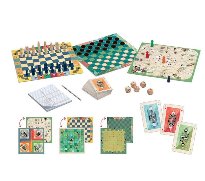 20 jocs clàssics en una capsa