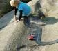 Carretera flexible de caucho 24 piezas