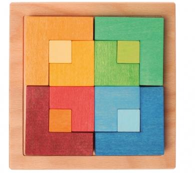 Puzzle cuadrado Grimm's