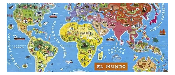 Geografia i mapes