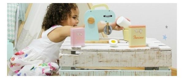 Estris de joguina per a cuines