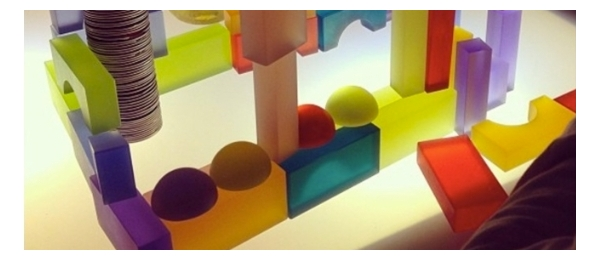 Material para mesas de luz