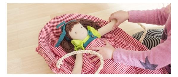 Cunas y carritos de muñecas