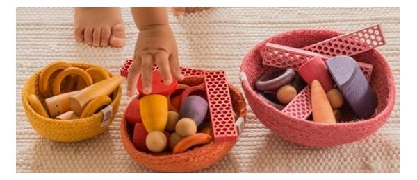 Emmagatzematge de joguines