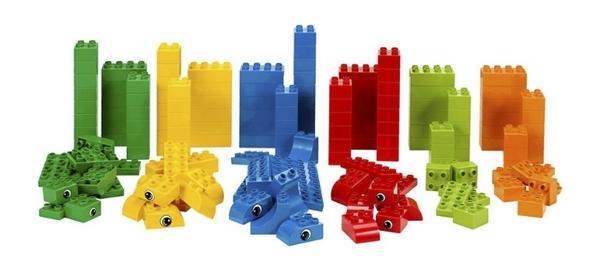Piezas de lego y compatibles