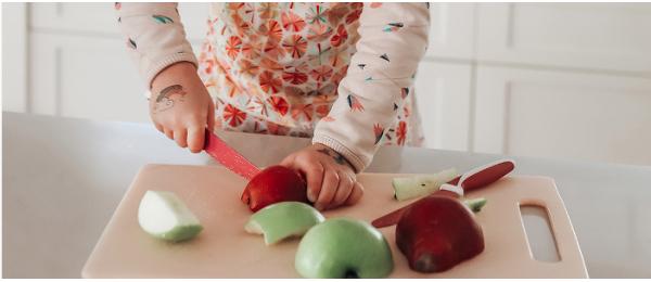 Nens/es a la cuina