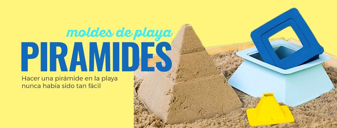 molde pirámide