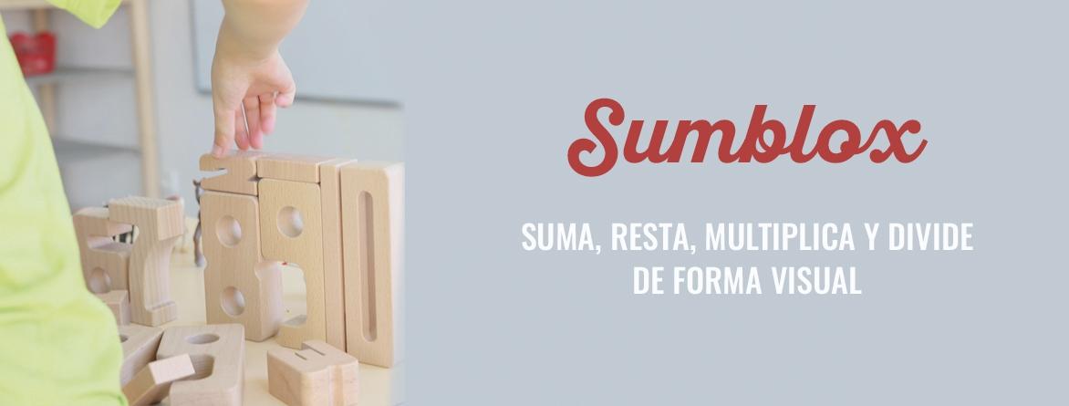 Sumblox, el mejor juego manipulativo de matemáticas